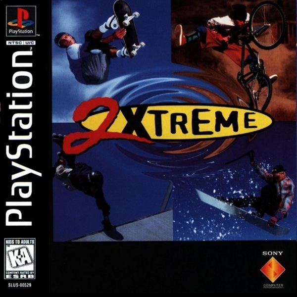 2Xtreme [U] Front Cover